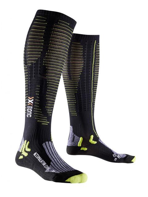 X-Bionic Effektor Accumulator Competition - Chaussettes course à pied Homme - noir